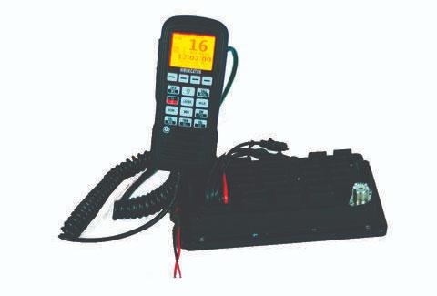 HM380S-BB DSC-D VHF m. AIS og NMEA2000 & 0183
