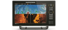 Humminbird Solix 10X CHIRP MSI+ GPS G2