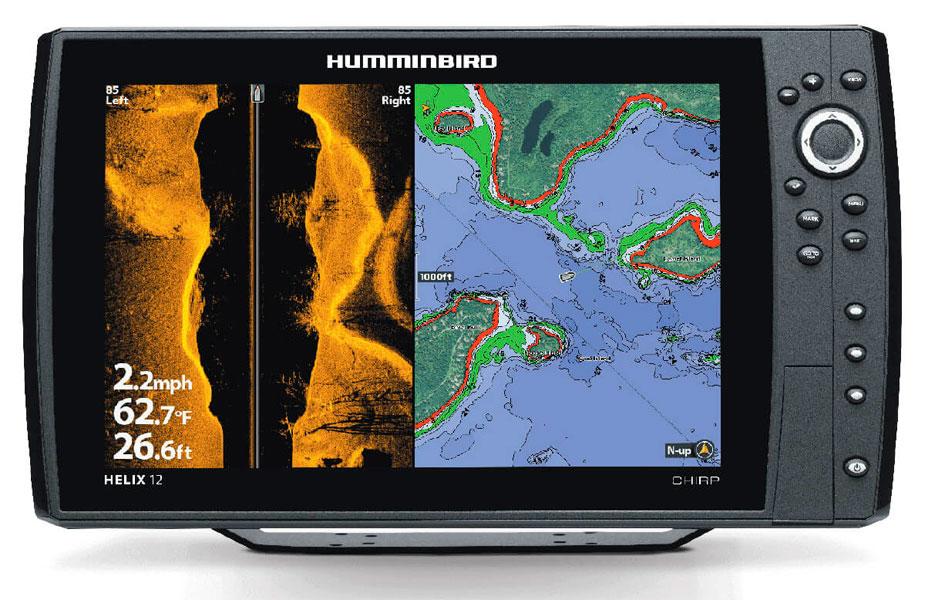 Humminbird Helix 12X CHIRP SI GPS G2N