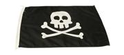 Humør flag, Pirat 30x45 cm