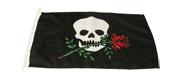 Humør flag, Pirat med rose