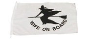 Humør flag, Wife on board