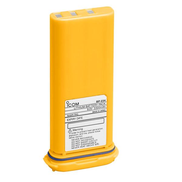 Icom BP-234 batteri for IC-GM1600E GMDSS radio