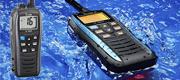 Icom IC-M25 bærbar, vandtæt, flydende 5W VHF radio
