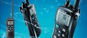 Icom IC-M73 bærbar, vandtæt  6W VHF radio