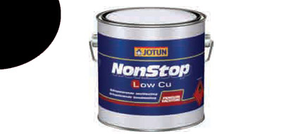Jotun NonStop bundmaling, 2,5 l. sort