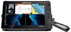 Lowrance HDS-16 Live med 3-i-1 Active Imaging