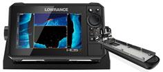 Lowrance HDS-7 Live med 3-i-1 Active Imaging