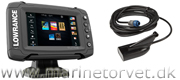 Lowrance Elite-5 Ti med HDI transducer