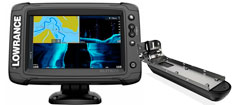 Lowrance Elite-7 Ti2 med 3-i-1 Active Imaging