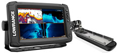 Lowrance Elite-9 Ti2 med 3-i-1 Active Imaging