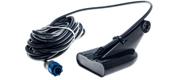 Lowrance 50/200 og 455/800 khz transducer hæk