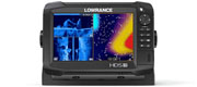 Lowrance HDS-7 Carbon Hybrid multi-touch DEMO