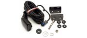 Lowrance/Simrad 50/200 khz hækmonteret transducer