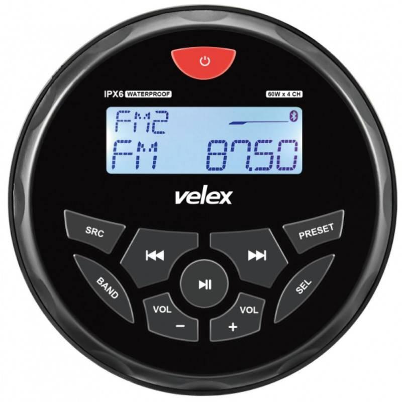 MARINE stereo radio Velex