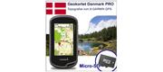 Geokortet Danmark PRO til Garmin GPS på micro-sd