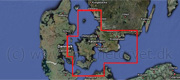 Navionics PLUS 5G602 Sjælland og Bornholm