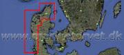 Navionics PLUS 5G582 Vestkysten og Limfjorden