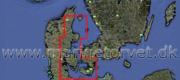 Navionics PLUS 5G583 Jyske østkyst og Fyn
