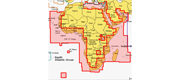 Navionics PLUS 30XG - Afrika og mellemøsten