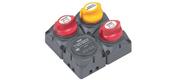 BEP Ladekontrol 140 Amp 1 Motor -2 batterier
