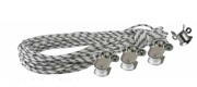Furlertov med 20m line og 3 scepter blokke