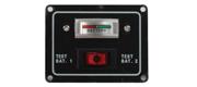 Batteri testpanel 12v eller 24v