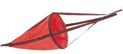 Drivanker Ø 50cm Længde 119cm op til 15 fod