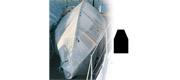 Palbyflex formsyet bådpresenning 4 X 8 meter