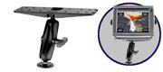 RAM system Garmin, Lowrance 7-10 tommer Aluminium
