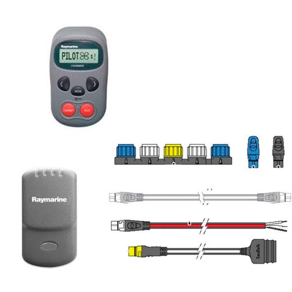 Raymarine S100 trådløs fjernbetjening autopilot