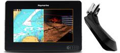 Raymarine Axiom 7 RV søkortplotter og RealVision