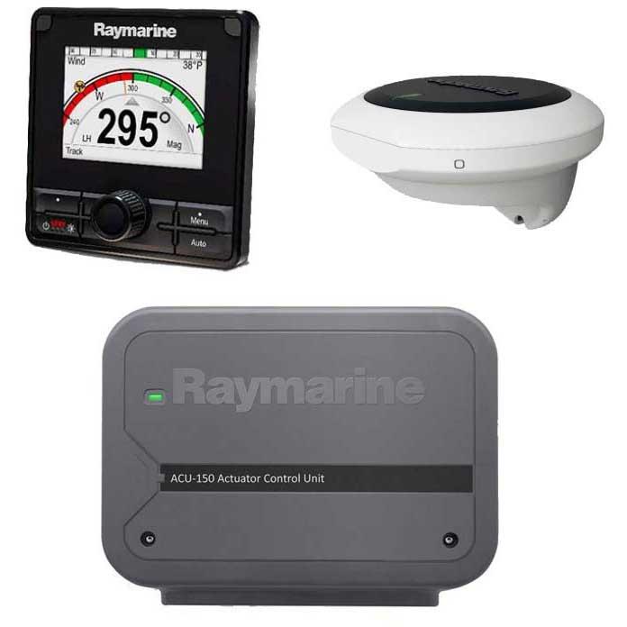 Raymarine EV-150 Power Autopilot uden drivenhed