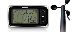 Raymarine i40 Vind Pakke, med RotaVecta Transducer