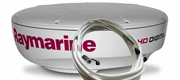 Raymarine RD418D 4W digital farveradome 10m kabel