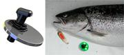 Scanlure Snap-on Diver Chrom 15 gram