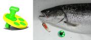 Scanlure Snap-on Diver Gul/grøn 15 gram