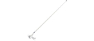 Shakespeare 427-N-KIT VHF Antenne M. Vippebeslag