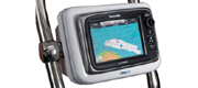 MarinePod W7-H for 7 tomme Widescreen Kortplotter