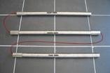 Mast, tre-delt for vindgenerator