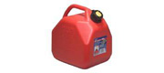 Scepter benzindunk 10L rød
