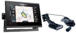 Simrad GO7 XSR inkl. HDI hæktransducer