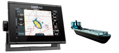 Simrad GO7 XSR inkl. TotalScan-transducer