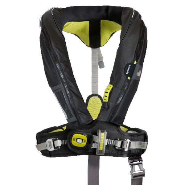 Spinlock Deckvest DURO Plus 275N Sort