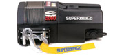 Superwinch S5000 el-trailerspil, 2270 kg.