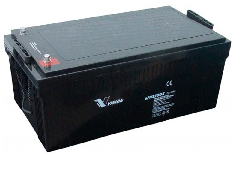 AGM batteri Vision 230 Ah