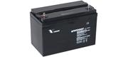 AGM batteri Vision 100 Ah