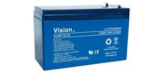 Vision Lithium batteri 10AH